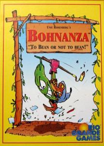 Bohnanza, by Uwe Rosenberg, Rio Grande Games