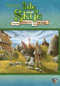 Isle of Skye: From Chieftain to King, by Andreas Pelikan and Alexander Pfister, published by Mayfair