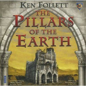 Today's victim--Pillars of the Earth